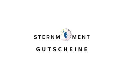 sternmoment Gutschein Logo Seite