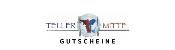 tellermitte Gutschein Logo Oben