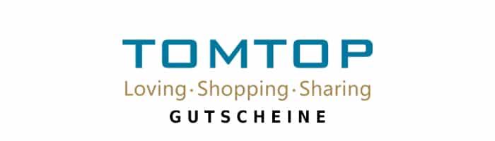 tomtop Gutschein Logo Oben