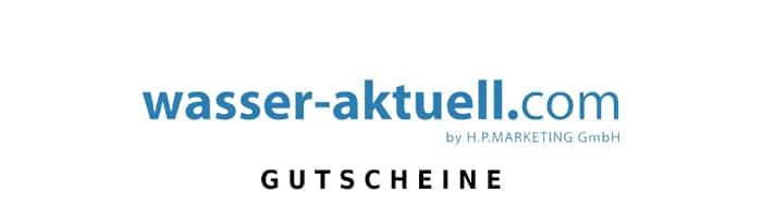 wasser-aktuell Gutschein Logo Oben