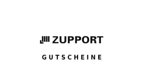 zupport Gutschein Logo Seite