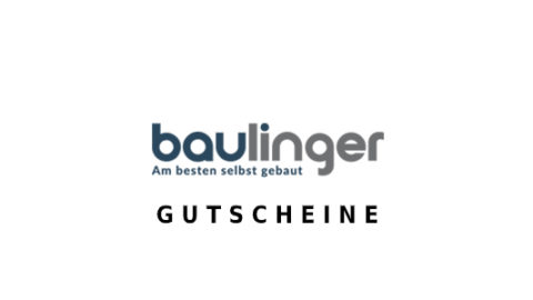 baulinger Gutschein Logo Seite