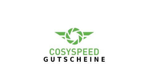 cosyspeed Gutschein Logo Seite