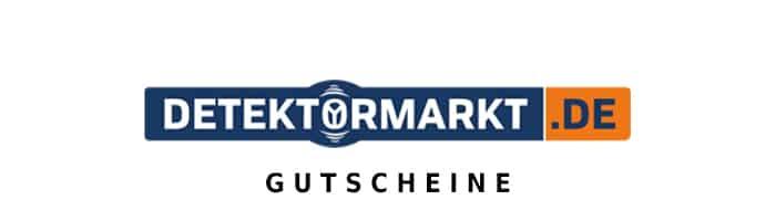 detektormarkt.de Gutschein Logo Oben