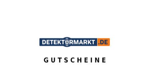 detektormarkt.de Gutschein Logo Seite