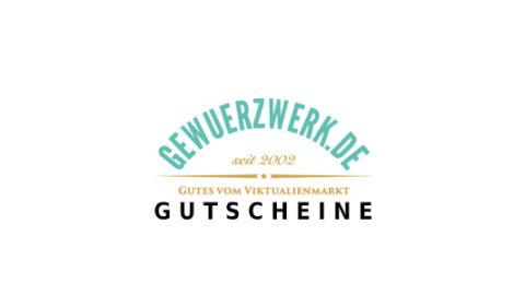 gewuerzwerk.de Gutschein Logo Seite
