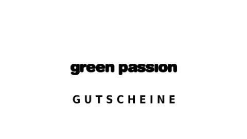 greenpassion Gutschein Logo Seite