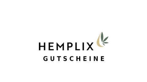 hemplix Gutschein Logo Seite