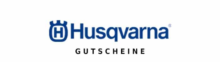 husqvarna Gutschein Logo Oben