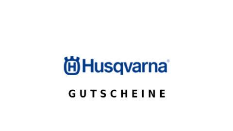 husqvarna Gutschein Logo Seite