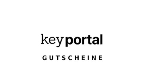 keyportal Gutschein Logo Seite
