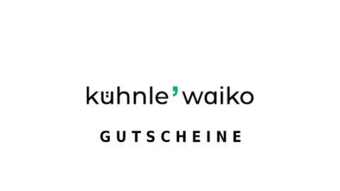 kuehnle-waiko Gutschein Logo Seite