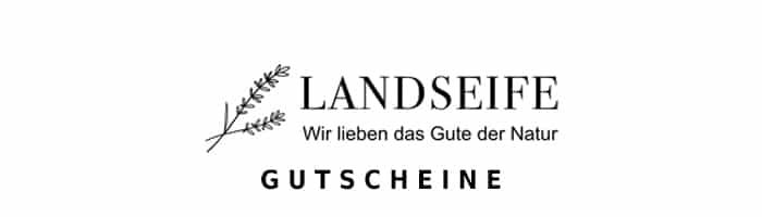 landseife Gutschein Logo Oben