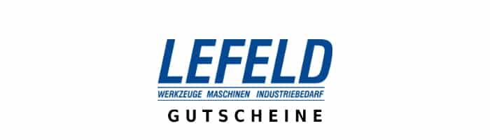 lefeld Gutschein Logo Oben