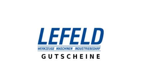 lefeld Gutschein Logo Seite