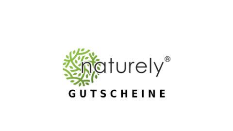 naturely Gutschein Logo Seite