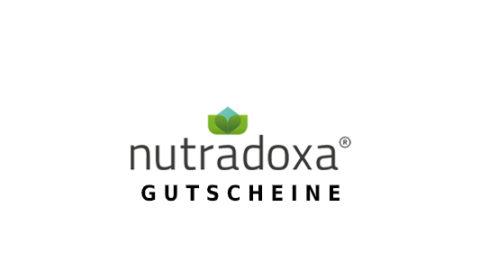 nutradoxa Gutschein Logo Seite