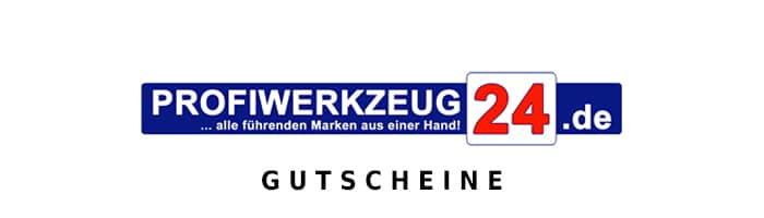 profiwerkzeug24 Gutschein Logo Oben