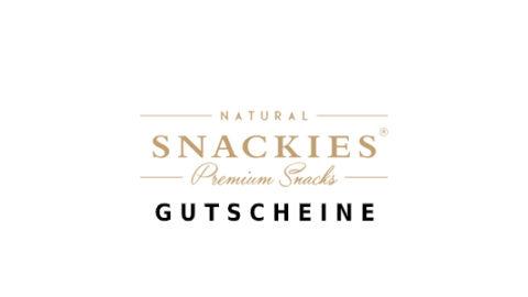 snackies Gutschein Logo Seite