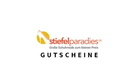 stiefelparadies.de Gutschein Logo Seite