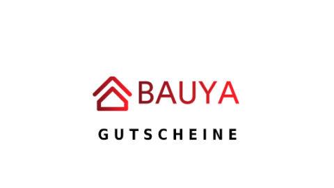 bauya Gutschein Logo Seite