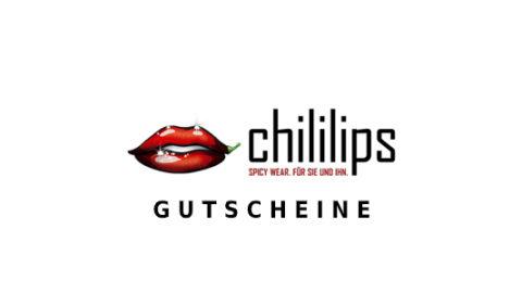 chililips Gutschein Logo Seite