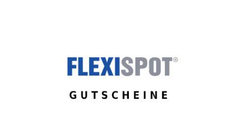 flexispot Gutschein Logo Seite
