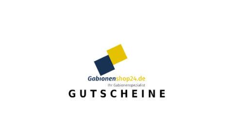 gabionenshop24.de Gutschein Logo Seite