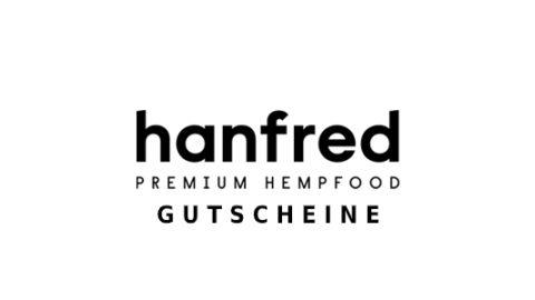 hanfred Gutschein Logo Seite