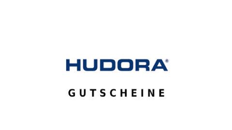 hudora Gutschein Logo Seite