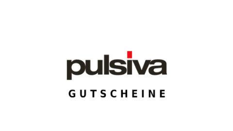 pulsiva Gutschein Logo Seite