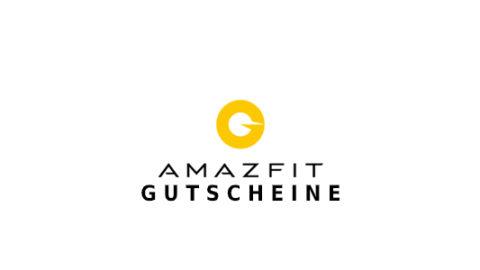 amazfit Gutschein Logo Seite