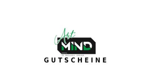 art-mind Gutschein Logo Seite