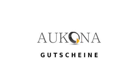 aukona Gutschein Logo Seite