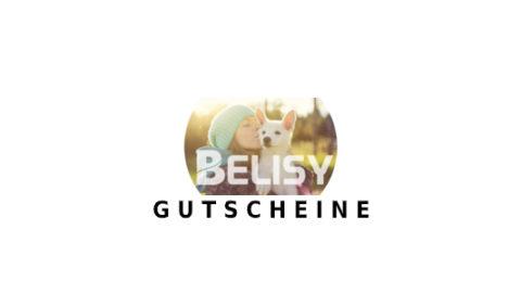 belisy Gutschein Logo Seite