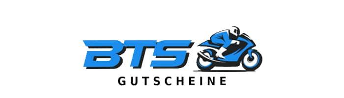 bts-motorradteile Gutschein Logo Oben