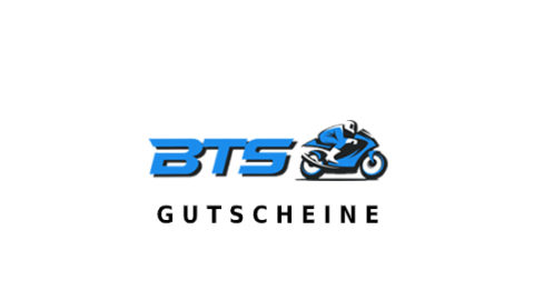 bts-motorradteile Gutschein Logo Seite