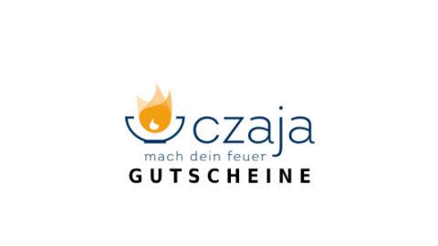 czaja-feuerschalen Gutschein Logo Seite