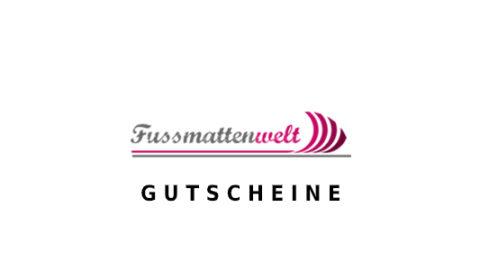 fussmatten-welt Gutschein Logo Seite