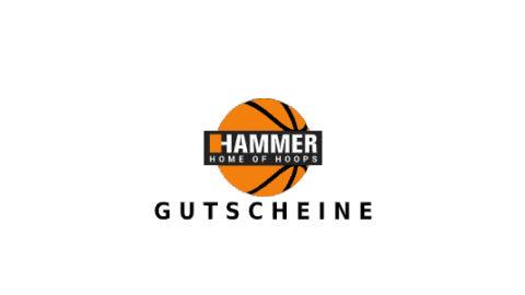 hammer-basketball Gutschein Logo Seite