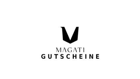 magati Gutschein Logo Seite