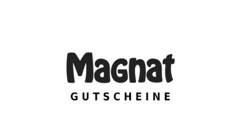 magnat Gutschein Logo Seite