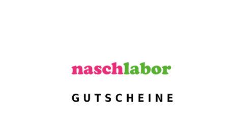 naschlabor Gutschein Logo Seite