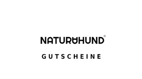 naturahund Gutschein Logo Seite