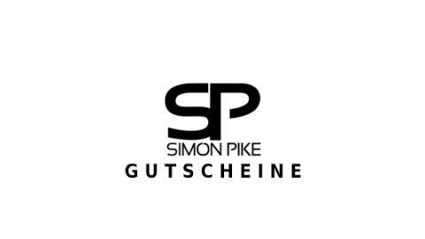 simonpike Gutschein Logo Seite