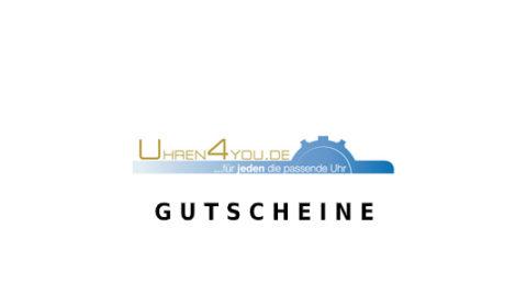 uhren4you.de Gutschein Logo Seite