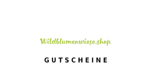 wildblumenwiese.shop Gutschein Logo Seite