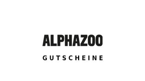 alphazoo Gutschein Logo Seite