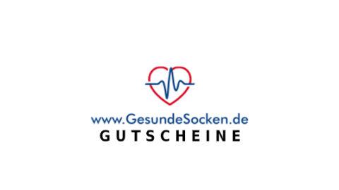 gesundesocken.de Gutschein Logo Seite