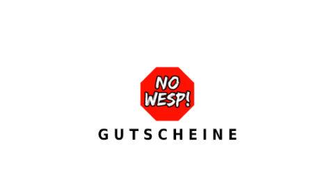 no-wesp Gutschein Logo Seite